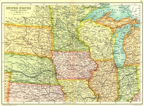 road map midwest usa go midwest writer why the middle of the country