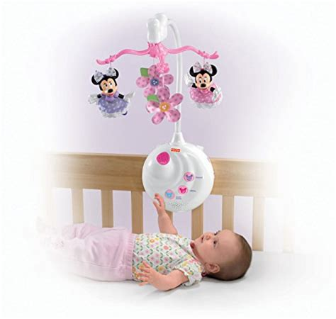 Baby Crib Projection Mobile Musical Nursery Lullaby Music Musical Mobiles For Baby Cribs