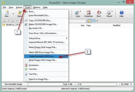 membuat bootable cd windows xp dengan poweriso cara bootable flashdisk dengan power iso asta info