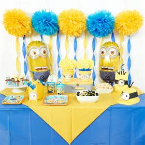 diy minions party ideas birthday express