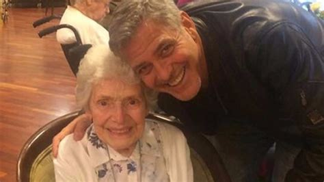 George Clooney Doesnt Come Cheap by Oap Who Met George Clooney Says It S A Day She Won T