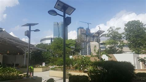 Led And Solar Lighting Projects Singapore Lights Solar Lights Singapore