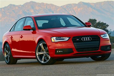 2015 audi s4 is sensational horsepower