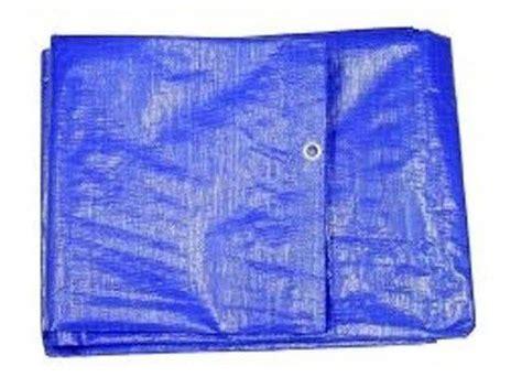zeil 4 x 5 bol cover dekzeil 150 g m2 4 x 6 m blauw