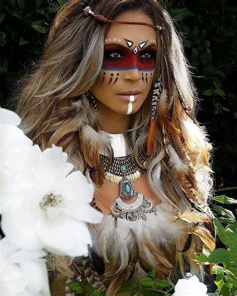 Diy Hauptdekor Ideen Indien by 1000 Ideen Zu Indianer Make Up Auf Indianer