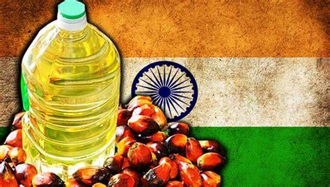Eksport Minyak Kelapa Sawit india naikkan duti import minyak sawit dari malaysia