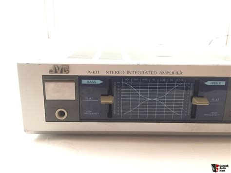 Power Lifier Jvc jvc a k11 stereo integrated lifier photo 1473098 canuck audio mart