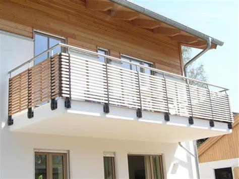 treppengeländer außen bausatz design au 223 en holzgel 228 nder