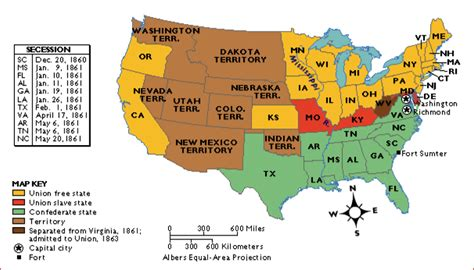 map us during civil war border states map us during civil war border states wall hd 2018