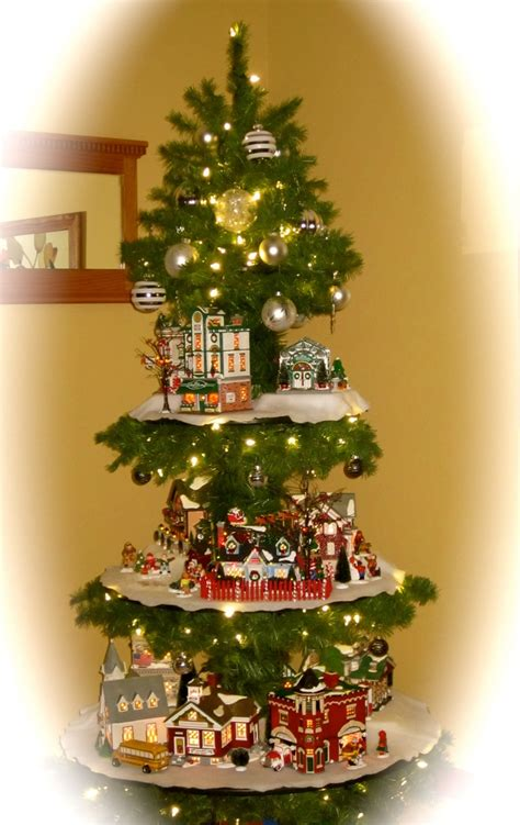 72 best snow village display for small spaces images on