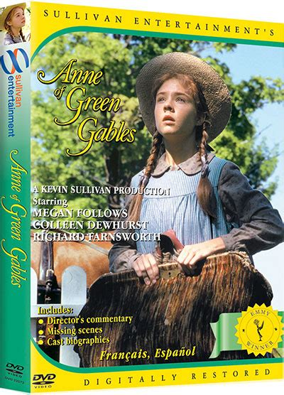 anne of green gables 20th anniversary collectors edition anne of green gables wttw