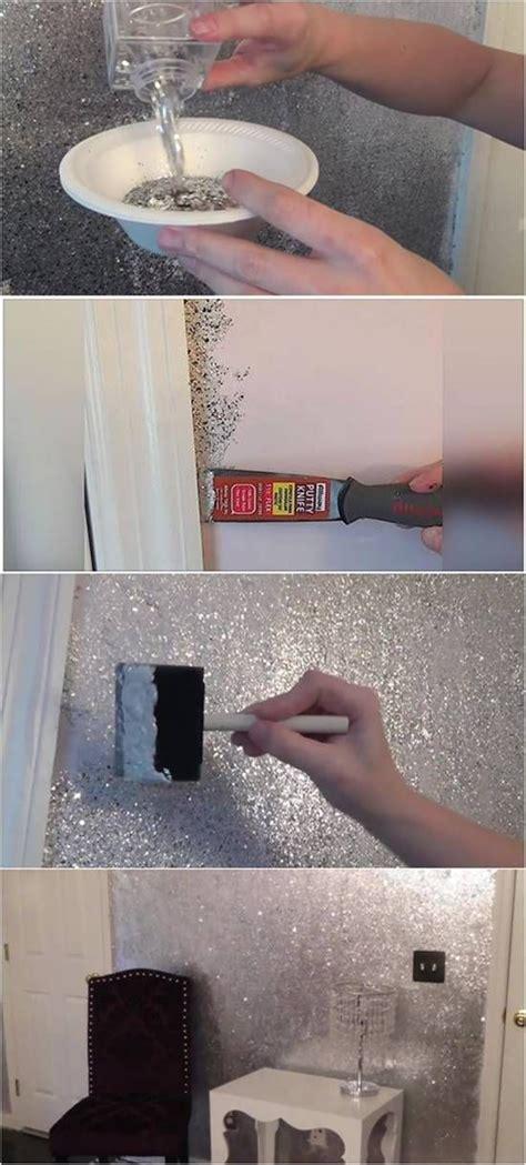 glitter wallpaper diy the 25 best glitter walls ideas on pinterest sparkle