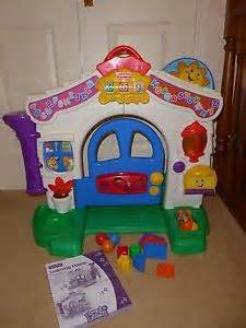 fisher price laugh and learn door ebay