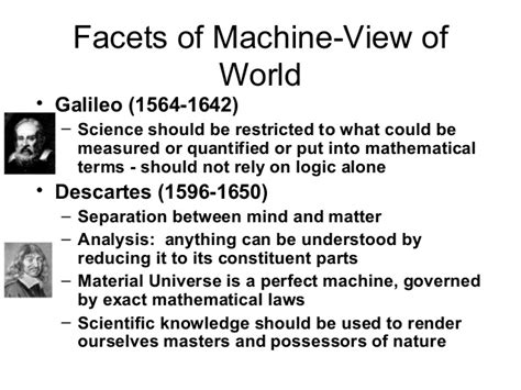 descartes mind and matter 2003 deming institute powerpoint slides