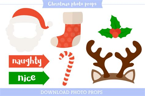 free printable photo booth props template christmas photo booth prop printables for christmas fun for christmas