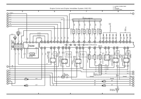 radio wiring diagram for 1999 toyota avalon xls 2011