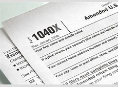 Don't panic if you made a mistake on your taxes - MarketWatch M 1040x