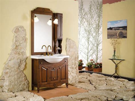 piastrellato rustico mobili da bagno rustici mobilia la tua casa