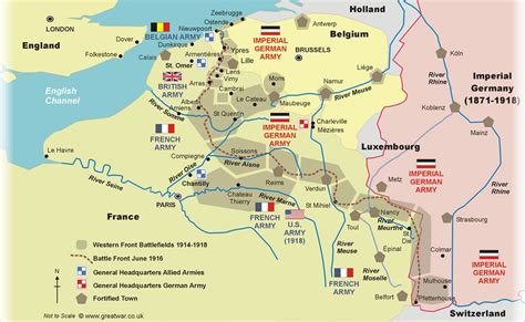 one day film france location map of the western front showing ww1 battlefield locations