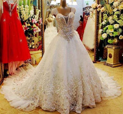 Nigerian Wedding Dress On Pinterest African Wedding