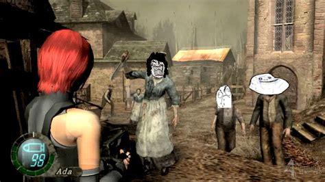 Resident Evil 4 Memes - resident evil 4 project meme cancelled hd 720p youtube