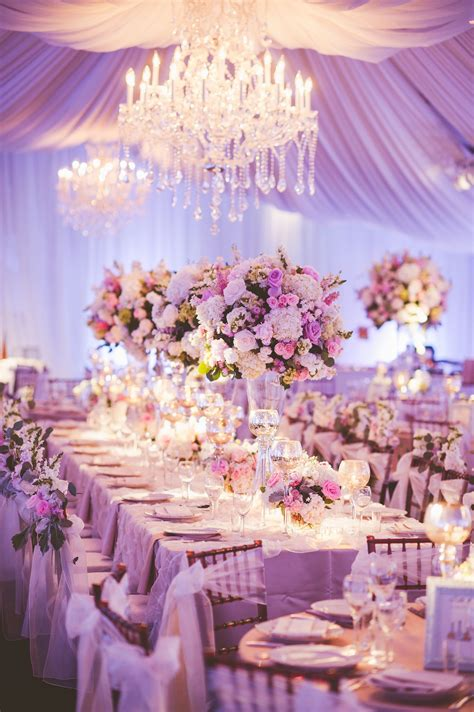 classic formal garden party tent reception pink wedding