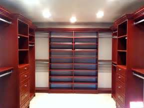 Master Bedroom Closets Wild Cherry Master Bedroom Closet Traditional Closet