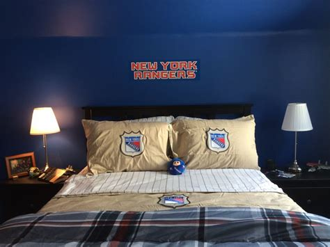 new york rangers bedroom 88 best images about nhl bedrooms ny rangers on pinterest