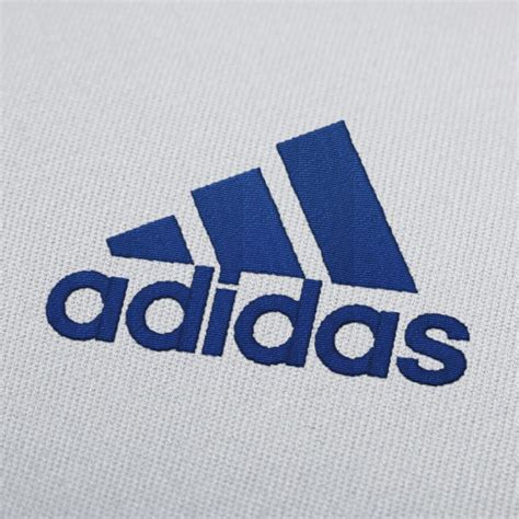 embroidery pattern logo adidas new logo embroidery design for instant download