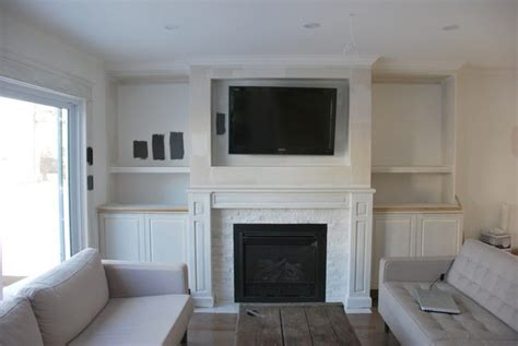 fireplace with built ins how to design and build gorgeous diy fireplace built ins