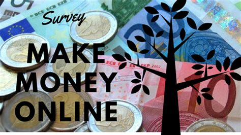 Survey Make Money Online - make money online survey work at home