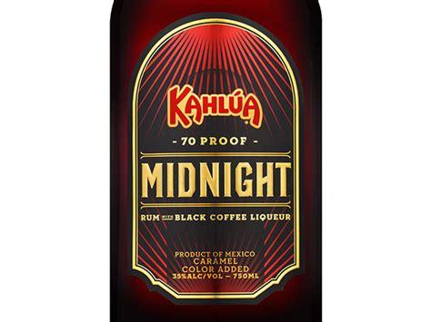 Shelf Of Kahlua by New Kahl 250 A Midnight Not Your S Kahl 250 A Serious Eats