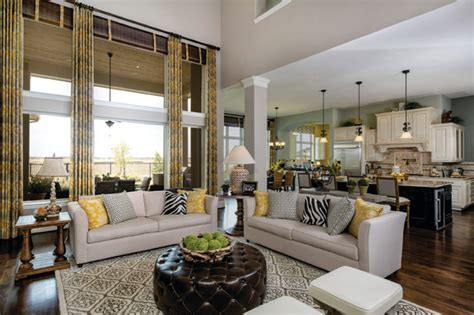 the living room houston the burleigh traditional living room houston by