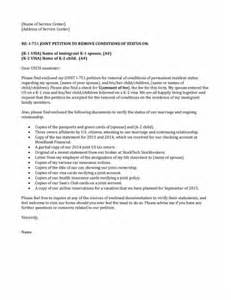 i 751 cover letter sle cover letter exles for i751 how to write resume tips