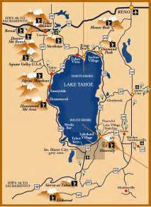map of lake tahoe california maps of lake tahoe area maps trail maps maps