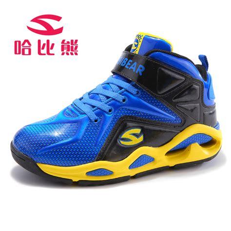 best basketball shoes for boys hobibear ding middle top boys basketball shoes slip