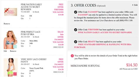 Check Gift Card Balance Victoria S Secret - victoria secret egift card pin lamoureph blog