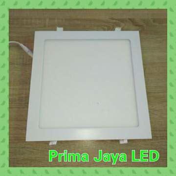 panel led tipis kotak 24 watt prima jaya led