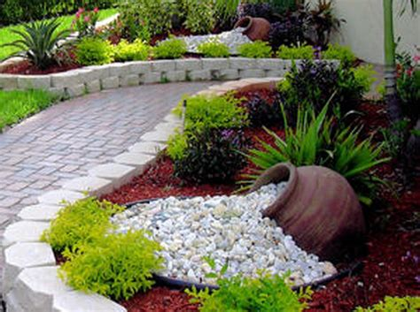 99 Incredible Modern Rock Garden Ideas To Make Your Backyard Landscaping Ideas With Rocks