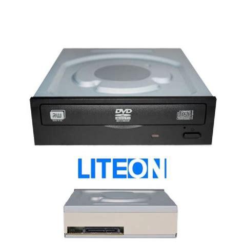 masterizzatore dvd interno masterizzatore cd dvd interno sata liteon ihas124 nero