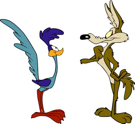 The Coyote Road roadrunner and coyote ideas more
