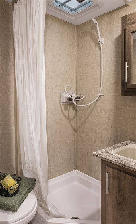 travel trailer shower curtain travel trailer shower curtain king of the rv shower