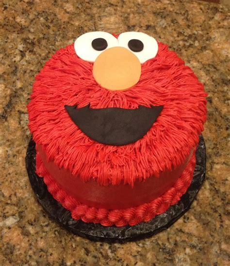 elmo template for cake elmo smash cake my cakes elmo smash cake