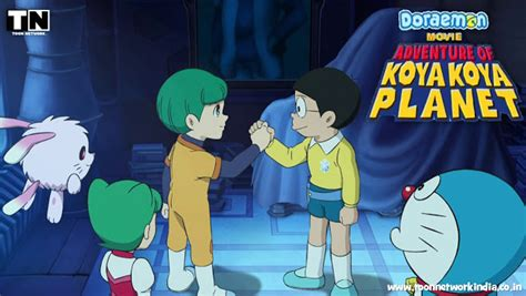 doraemon movie adventure doraemon the movie adventure of koya koya planet hindi