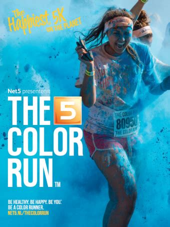 what does the color run support the color run