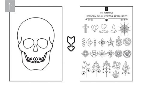 blank sugar skull template 1000 images about dia de los muertos on santa