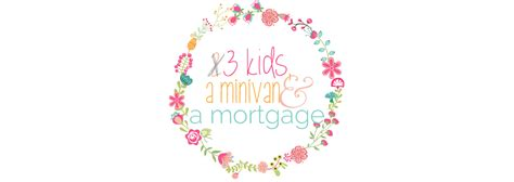 2 kids a mini van and a mortgage 2 kids a mini van and a mortgage the non list