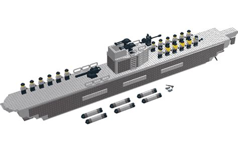 u boat watch instructions u 995 lego crew the u 995 carried a crew up to 44 men