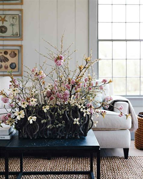 floral decorating ideas martha stewart pinterest picks easter decorations