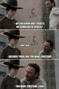 Dad Joke Meme - 31 of the best dad jokes told by walking dead s rick